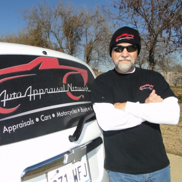 Ron Gibson, Classic Car Appraisal Franchise Owner in Tyler, Texas