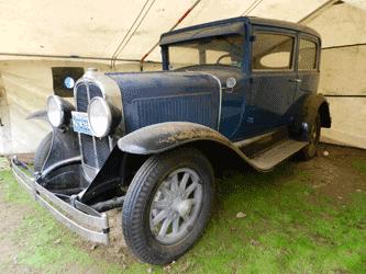 1929 Pontiac Big 6 Chief