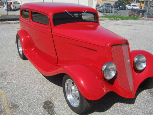 1933 Ford Tudor Sedan
