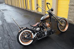 2007 Harley Davidson Knucklehead