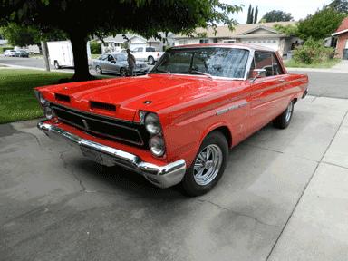 1965 Mercury Cyclone