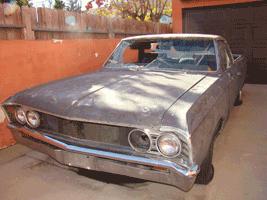 1967 Chevroler El Camino