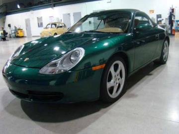 2001 Porsche 996/911 Carrera