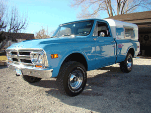 1968 GMC K1500