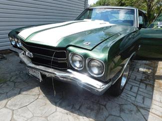 1970 Chevrolet Chevelle Malibu SS 396
