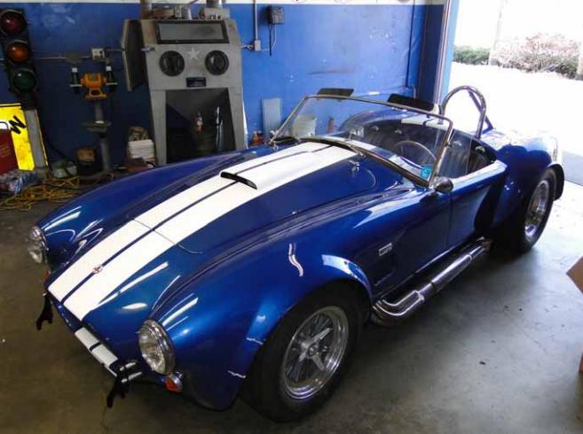 Classic Car for Sale 1965 ERA 427 Cobra | Auto Appraisal Network