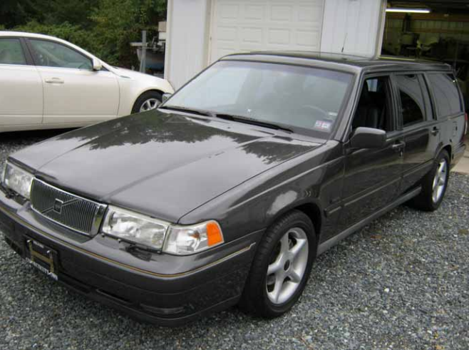 Classic Car for Sale 1995 Paul Newman Volvo 960 Wagon | Auto Appraisal Network