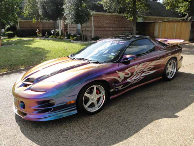Average Car Insurance >> Classic Car for Sale 2000 Pontiac Trans Am Custom | Auto Appraisal Network
