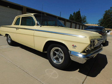 1962 Chevrolet Bel Air 409