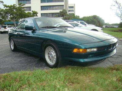 1993 BMW 850 Ci