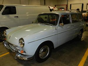 1969 Volkswagen Type III Squareback