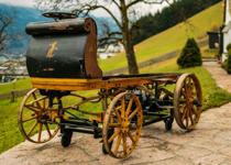 Actual 1898 Porsche, Barn Find of the Century