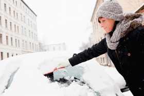 Keeping Your Car Clean in the Cold