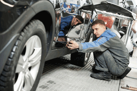 Restoring Your Car After an Accident