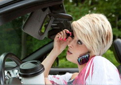 The 5 Worst Things People Do While Driving