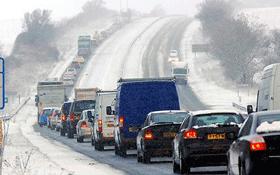 Winter Weather Reminder: Slow Down