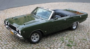 Mannix 1967 Dodge Dart GTS