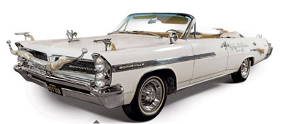 How To Become A Home Appraiser >> Roy Rogers' customized 1964 Pontiac Bonneville - $254,500
